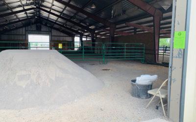 Self-Serve Sandbag Filling Station Available at Fairgrounds