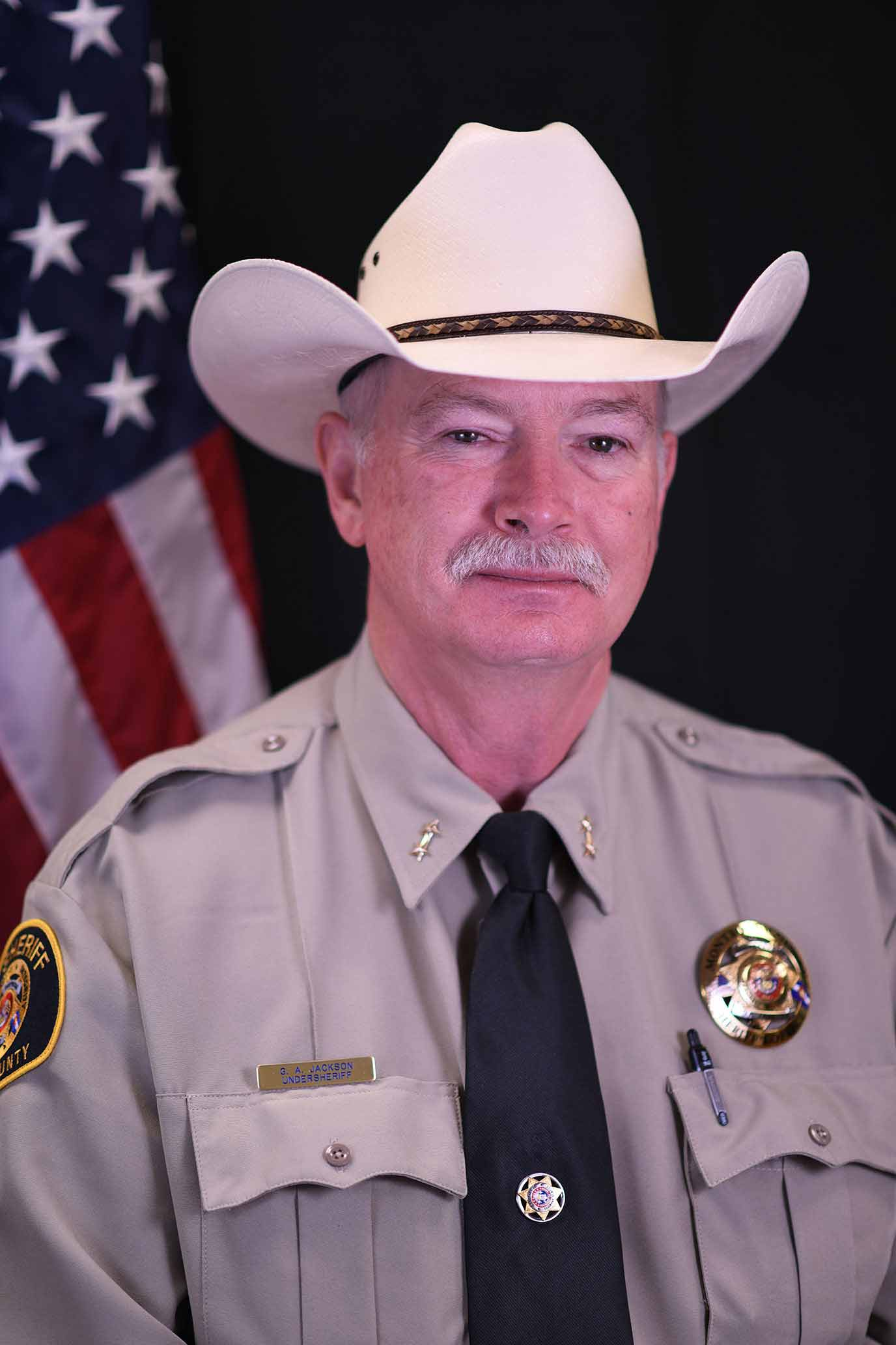 Undersheriff George Jackson