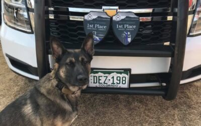 K-9 Jocko Brings Home Two Firsts
